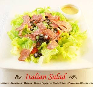 Try our Salads